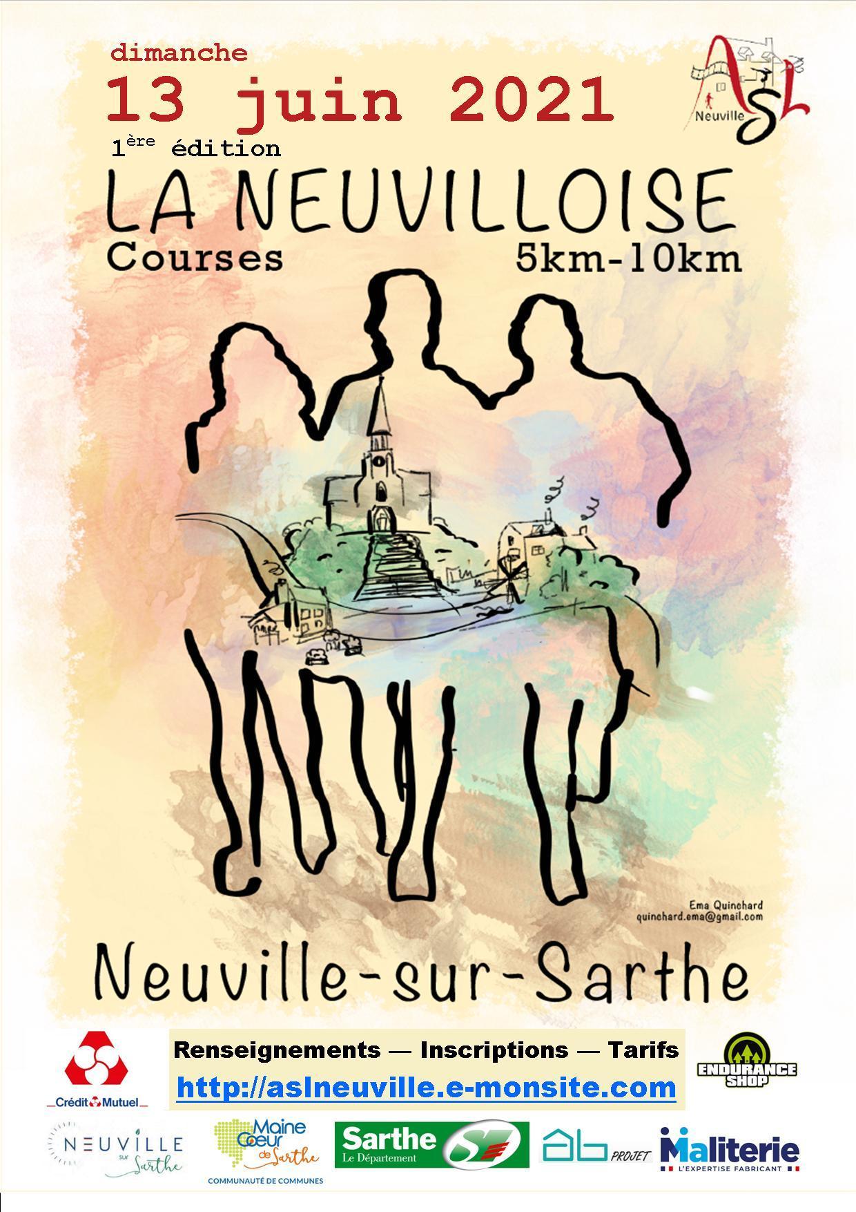 Flyer La Neuvilloise
